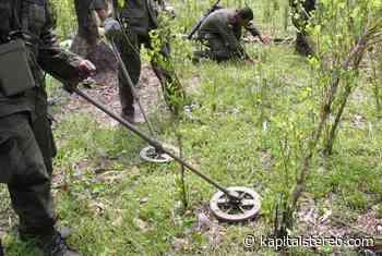 Ejército Nacional destruyó área con explosivos en Cubará - Kapital Stereo