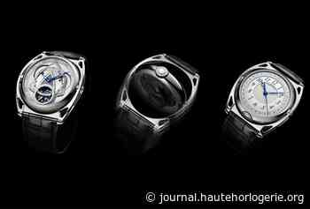 Une montre à deux visages chez De Bethune - Journal de la Haute Horlogerie