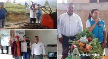 Significativa inversión para el sector agropecuario en Saladoblanco - Noticias