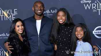 Kobe Bryant: Seine Tochter Natalia wird jetzt Model - t-online
