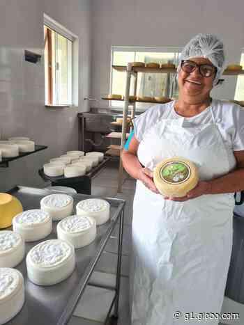 Queijo artesanal produzido em Tapira ganha selo que permite venda em todo país - G1