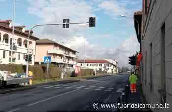 Bellinzago-Gessate: un nuovo semaforo sulla Padana in nome della sicurezza - Fuoridalcomune.it
