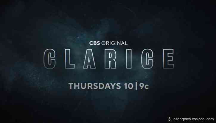 'Clarice' Premieres Tonight On CBS At 10PM: 'The Silence Is Over'