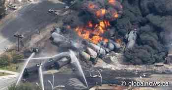 Whatever happened to… the Lac Megantic train derailment - Global News