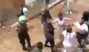Judicializarán a personas que atacaron a policías en Piendamó, Cauca - W Radio