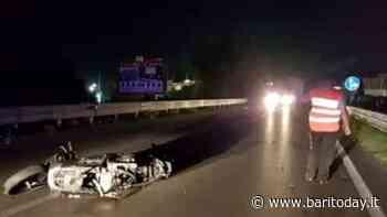 Scontro tra auto e moto sulla provinciale: muore giovane centauro - BariToday