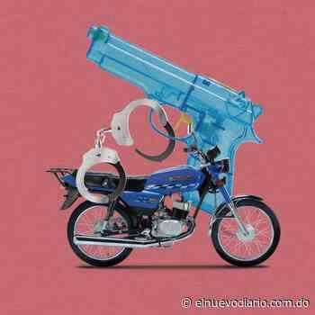 Apresan dos presuntos atracadores en Montecristi y un joven en Mao con matrícula de motocicleta falsa - El Nuevo Diario (República Dominicana)