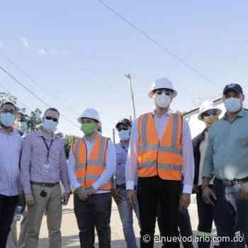 EDENORTE inicia rehabilitación redes comunidad de Montecristi - El Nuevo Diario (República Dominicana)