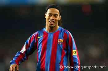 La liste des défenseurs les plus forts contres lesquels Ronaldinho a été confronté - afriquesports.net