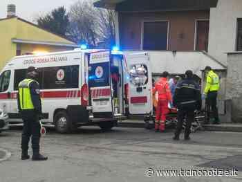 Nosate: discesa pericolosa in via Ponte Castano, ciclista finisce in ospedale - Ticino Notizie