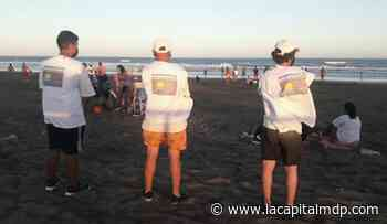Temporada en Punta Mogotes, un clásico en tiempos de protocolos - La Capital de Mar del Plata