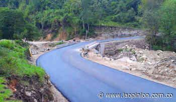 En marcha pavimentación vial en Cucutilla   La Opinión - La Opinión Cúcuta