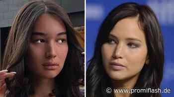 GNTM-Fans begeistert: Alex sieht aus wie Jennifer Lawrence! - Promiflash.de