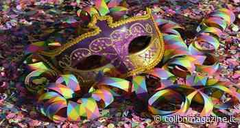 Una maschera di Carnevale realizzata al tombolo. Un omaggio al Comune di Isernia - Il Colibrì
