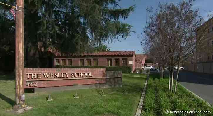 Hospital Exec Linked To Private School Where Staff Was Vaccinated