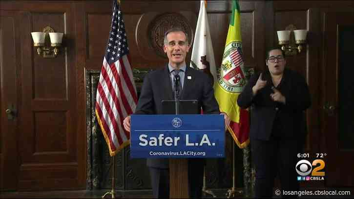 Garcetti Expands LA's COVID Paid Leave Policy To More Workers