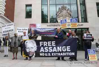 Julian Assange: Auch Biden-Regierung drängt weiter auf Auslieferung - heise online