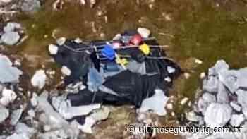 33 dias comendo conchas e ratos: trio é resgatado em ilha deserta após naufrágio - Último Segundo