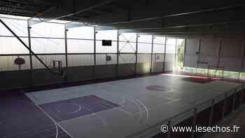 Eragny-sur-Oise (95) : la salle multisport du gymnase La Cavée est livrée - Les Échos