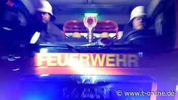 Zwei Menschen bei Wohnungsbrand in Obersulm verletzt - t-online.de