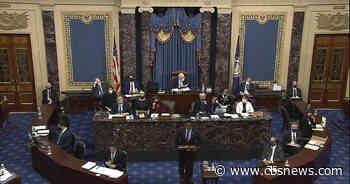 House Democrats Rest Case In Trump Impeachment Trial, Urging Senators To Convict