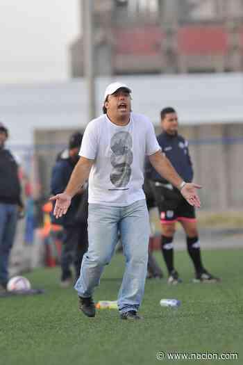 Martin Cardetti, técnio de Uruguay de Coronado: 'La Liga al final hizo tiempo' - La Nación Costa Rica