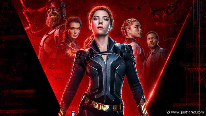 'Black Widow' Will Still Be Released in Theaters, Disney CEO Says