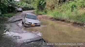 Comunidad denuncia el mal estado de la vía Coyaima – Ataco - Ondas de Ibagué