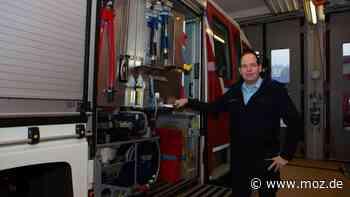 Feuerwehr: Fredersdorf-Vogelsdorf fördert jetzt Ausbildung und Fitness der Kameraden - moz.de