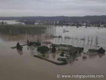 Inundaciones en Nueva Aquitania: descenso casi general, excepto en Charente-Maritime - Mr. Código
