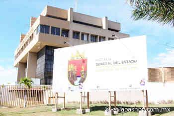 FGE obtiene vinculación a proceso por homicidio calificado, en Suchiapa » Diario Chiapas Hoy - Diario Chiapas Hoy