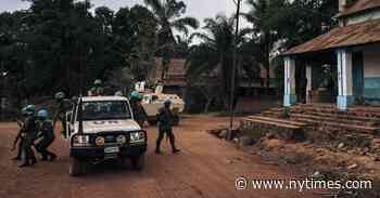 Refugees Flee Central African Republic, a Crisis the World Neglects