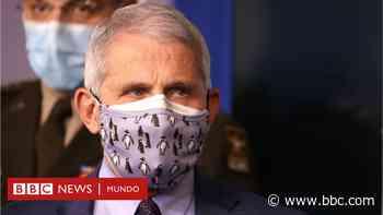 Coronavirus en Estados Unidos: los beneficios de la doble mascarilla contra el coronavirus - BBC News Mundo