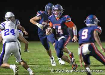 High school football: Lakeview Academy falls to Mount Pisgah 31-15 - gainesvilletimes.com