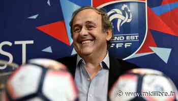 """Football : Michel Platini, éternel enfant de Joeuf, se souvient de ses """"années bonheur"""" - Midi Libre"""