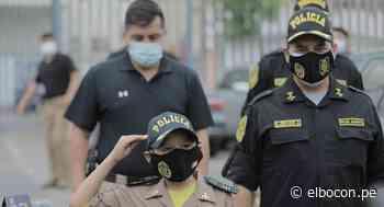 San Borja: Niño de 9 años con cáncer cumple su sueño de ser capitán de la Policía Nacional - El Bocón