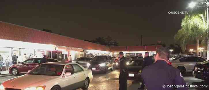 2 Men Shot, Wounded During Brawl At Anaheim Hookah Bar