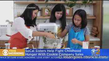 Santa Monica Sisters Use Pandemic As Excuse To Start Baking Company
