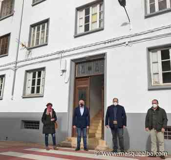 La Junta colabora con el Ayuntamiento de Ayna para recuperar la antigua Casa de Maestros - Masquealba.com