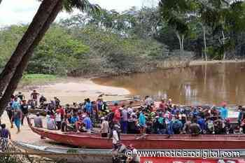 Indígenas de San Luis de Morichal (Bolívar) mantienen disputa con mineros y solicitan al chavismo su desalojo - Noticiero Digital