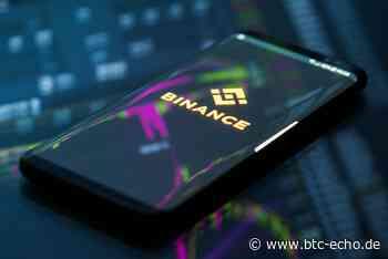 Binance Coin (BNB) erreicht Allzeithoch und kein Ende ist in Sicht - BTC-ECHO | Bitcoin & Blockchain Pioneers