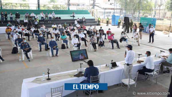 Comienzan diálogos con la comunidad de Puerto Wilches sobre 'fracking' - El Tiempo