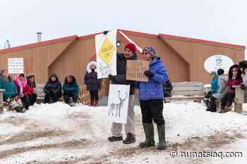 Pond Inlet mayor pitches plan to end Mary River blockade - Nunatsiaq News