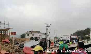 Dos personas muertas en Boyacá: Impresionante accidente en Nobsa [VIDEO+18] - Extra Bucaramanga
