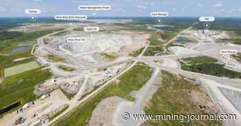 New Gold aims higher at Rainy River with new guidance - www.mining-journal.com