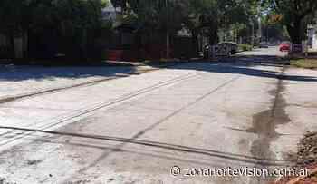 San Isidro: sigue la renovación de pavimentos en Villa Adelina y Boulogne - Zona Norte Visión