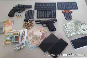Operação busca integrantes de organização criminosa que atua na cidade de Satuba - Cada Minuto