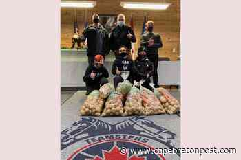 Young Conception Bay South boxers remove gloves, offer a helping hand - Cape Breton Post