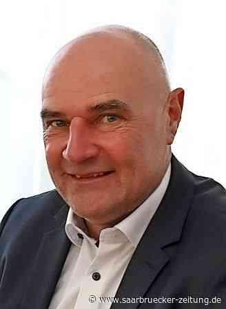 Wolfram Lang, Bürgermeister von Schmelz, gibt einen Ausblick auf 2021 - Saarbrücker Zeitung