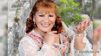 Cantante Clarisa Delgado fallece en trágico accidente vehicular en Oyón - ElPopular.pe